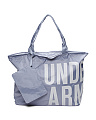 Big Word Mark Tote