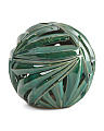 Palm Leaf Orb