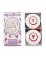 2pc Mosqueta Rose & Lavender Soap Set