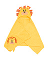 Kids Lion Towel And Mitt Set