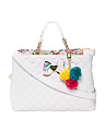 Multi-compartment Shopper Bag