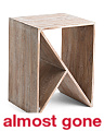 Made In India Bookshelf Side Table