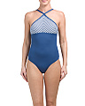 Bound X Shape One-piece Swimsuit