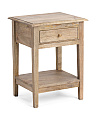 Made In India Mango Wood Side Table