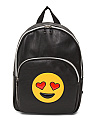 Heart Eye Emoji Backpack