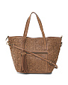 Lace Mirage Small Tote
