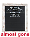 16x20 Cocktail Chalkboard