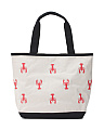 Lobster Canvas Tote
