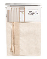 38x84 Set Of 2 Linen Curtains