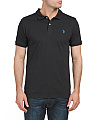 Interlock Slim Fit Polo