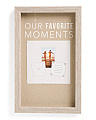 Favorite Moments Shadowbox
