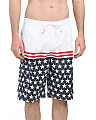 Patriot Cargo Swim Shorts