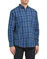 Plaid Fieldhouse Twill Shirt