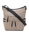 Multi-zip Crossbody