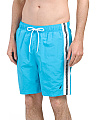 Full Elastic Swim Trunks
