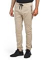 Stretch Twill Jogger Pants