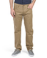 5 Pocket Stretch Twill Slim Pants