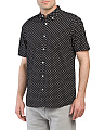 Short Sleeve Rock Print Shirt