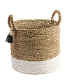 Made In Indonesia Seagrass Storage Bin