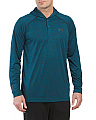 Tech Henley Pullover Shirt