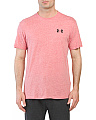 Tri-blend Short Sleeve Crew Neck Tee