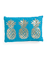12x18 Sequin Pineapple Pillow