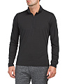 Quarter Zip Thermal Shirt