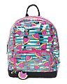 Clear Watermelon Print Backpack