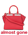 Made In Italy 3 Jours Mini Leather Tote