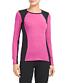 Stretch Wool Base Layer Top