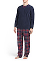 Flannel Pant & Micro Fleece Box Set
