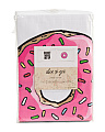 Donut Wake Me Up Pillowcase Set