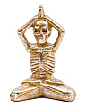 9in Yoga Skeleton
