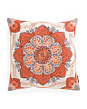 20x20 Grand Medallion Pillow