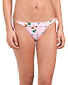 Cabana Rose Hipster Tie Side Bottom