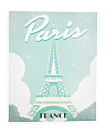 16x20 Vintage Paris Stretched Canvas Wall Art