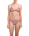 Lucy Cross Front Triangle Swim Set