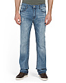 Slim Fit Bootcut Stretch Jeans