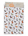 15x90 Easy Care Costumed Dogs Table Runner