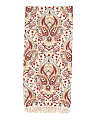 Made In India 18x80 Paisley Table Runner