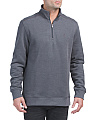 Saltwater Quarter Zip Fleece Top