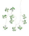 10pc Cactus String Lights