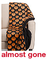Jack O' Lantern Multiplush Throw