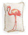 14x20 Flamingo Pillow