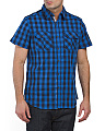 Yarn Dyed Gingham Shirt