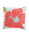 20x20 Stella Floral Chainstich Pillow