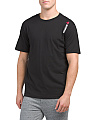 Delta Vertical Shoulder Tee