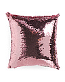 Kids 18x18 All Over Sequin Pillow