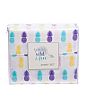 Kids Colorful Pineapple Sheet Set
