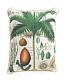 14x18 Indoor Outdoor Palm Tree Pillow